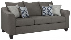 Coaster Salizar Grey Sofa Available Online in Dallas Fort Worth Texas