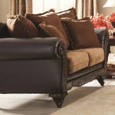 Coaster Garroway Loveseat Available Online in Dallas Fort Worth Texas