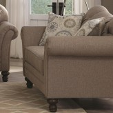 Coaster Carnahan Loveseat Available Online in Dallas Fort Worth Texas