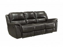 Coaster Wingfield Charcoal Power Sofa Available Online in Dallas Fort Worth Texas