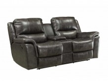 Coaster Wingfield Charcoal Power Loveseat Available Online in Dallas Fort Worth Texas