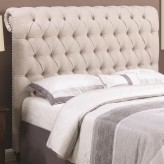 Coaster Devon Beige Queen Headboard Available Online in Dallas Fort Worth Texas