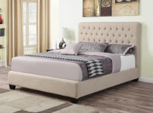 Chloe King Platform Bed Available Online in Dallas Fort Worth Texas