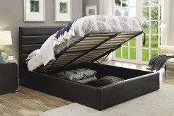 Riverbend Black Queen Bed Available Online in Dallas Fort Worth Texas