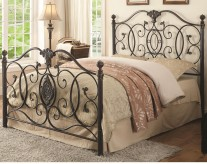 Gianna Black Full Bed Available Online in Dallas Fort Worth Texas