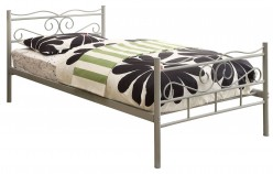 Coaster Bailey Gray Twin Panel Bed Available Online in Dallas Fort Worth Texas