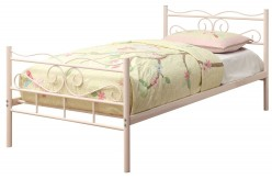 Coaster Bailey Pink Twin Panel Bed Available Online in Dallas Fort Worth Texas