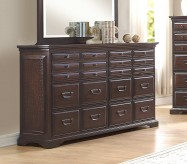 Homelegance Cranfills Cherry Dresser Available Online in Dallas Fort Worth Texas