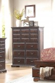 Homelegance Cranfills Cherry Chest Available Online in Dallas Fort Worth Texas