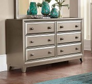 Homelegance Hedy Silver Dresser Available Online in Dallas Fort Worth Texas
