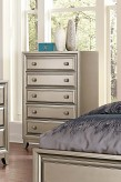 Homelegance Hedy Silver Chest Available Online in Dallas Fort Worth Texas