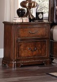 Homelegance Brompton Lane Dark Brown Night Stand Available Online in Dallas Fort Worth Texas