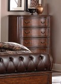 Brompton Lane Dark Brown Chest Available Online in Dallas Fort Worth Texas