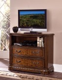 Homelegance Brompton Lane Dark Brown Media Chest Available Online in Dallas Fort Worth Texas