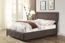 Homelegance Thain Dark Grey Full Bed Available Online in Dallas Fort Worth Texas