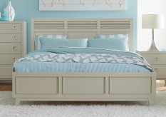 Homelegance Valpico Cool Grey/Olive King Panel Bed Available Online in Dallas Fort Worth Texas