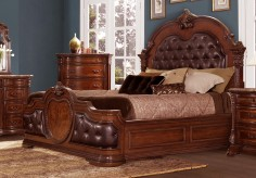 Homelegance Antoinetta King Bed Available Online in Dallas Fort Worth Texas
