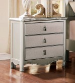 Homelegance Toulouse Champagne Night Stand Available Online in Dallas Fort Worth Texas