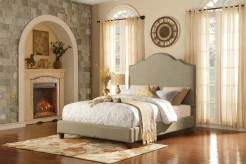 Homelegance Ember Natural King Bed Available Online in Dallas Fort Worth Texas
