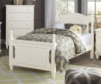 Homelegance Clementine White Tw... Available Online in Dallas Fort Worth Texas