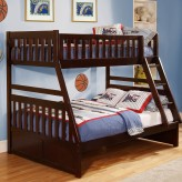 Rowe Twin/Full Bunk Bed Available Online in Dallas Fort Worth Texas