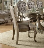 Homelegance Florentina Arm Chair Available Online in Dallas Fort Worth Texas