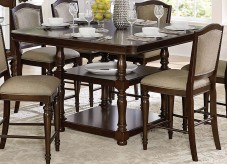 Homelegance Marston Dark Cherry Counter Height Table Available Online in Dallas Fort Worth Texas