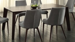 Homelegance Fillmore Espresso Dining Table Available Online in Dallas Fort Worth Texas