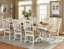 Homelegance Hollyhock Dining Table Available Online in Dallas Fort Worth Texas