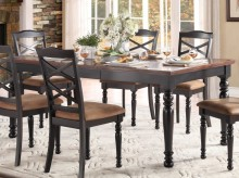 Homelegance Isleton Dining Table Available Online in Dallas Fort Worth Texas