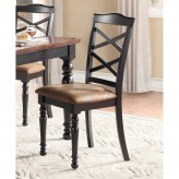 Homelegance Isleton Side Chair Available Online in Dallas Fort Worth Texas