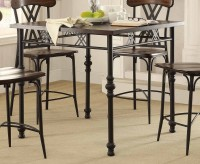 Homelegance Loyalton Counter Height Table Available Online in Dallas Fort Worth Texas