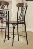 Homelegance Loyalton Counter Height Chair Available Online in Dallas Fort Worth Texas