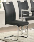 Homelegance Watt Grey Side Chair Available Online in Dallas Fort Worth Texas