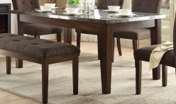 Homelegance Dorritt Cherry Dining Table Available Online in Dallas Fort Worth Texas