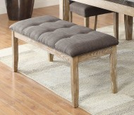 Homelegance Huron Natural Bench Available Online in Dallas Fort Worth Texas