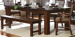 Homelegance Schleiger Dining Table Available Online in Dallas Fort Worth Texas