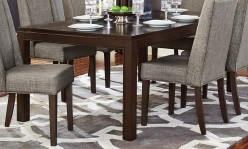 Homelegance Kavanaugh Dark Brown Dining Table Available Online in Dallas Fort Worth Texas
