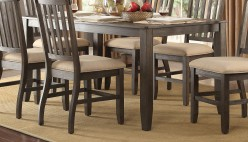 Homelegance Nantes Dark Brown Dining Table Available Online in Dallas Fort Worth Texas