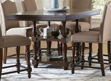 Homelegance Benwick Dark Cherry Counter Height Table Available Online in Dallas Fort Worth Texas