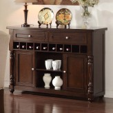 Homelegance Benwick Dark Cherry... Available Online in Dallas Fort Worth Texas