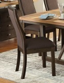 Homelegance Compson Side Chair Available Online in Dallas Fort Worth Texas