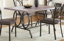 Homelegance Chama Dining Table Available Online in Dallas Fort Worth Texas