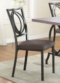 Homelegance Chama Side Chair Available Online in Dallas Fort Worth Texas