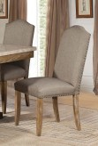 Homelegance Jemez Oak Side Chair Available Online in Dallas Fort Worth Texas