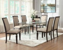 Homelegance Alouette Rectangular Dining Table Available Online in Dallas Fort Worth Texas