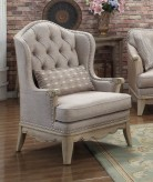 Homelegance Ashden Grey Chair Available Online in Dallas Fort Worth Texas