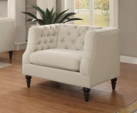 Homelegance Radley Beige Chair Available Online in Dallas Fort Worth Texas