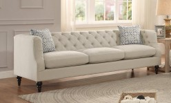 Homelegance Radley Beige Sofa Available Online in Dallas Fort Worth Texas