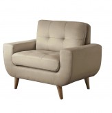 Homelegance Deryn Beige Chair Available Online in Dallas Fort Worth Texas